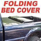 Flip Bak Fold Back Tonneau Cover Folding Bed Lid 77 (Fits F 150)