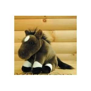 Horse Plush Hand Puppet (Soft & Cuddly) Toys & Games