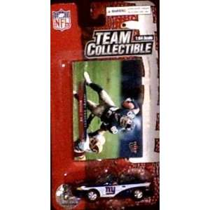 New York Giants 2003 NFL Diecast Ford Mustang Convertible