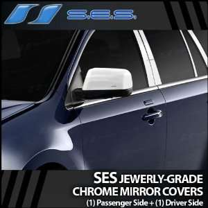 2007 2010 Ford Edge SES Chrome Mirror Covers Automotive