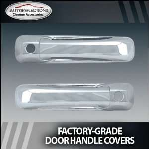 2009 2012 Dodge Ram Chrome Door Handle Covers (2dr with