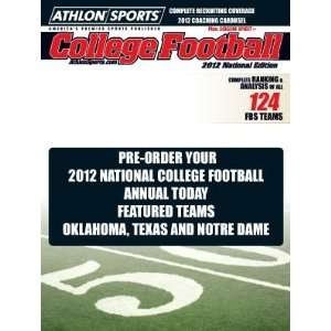 Athlon Sports 2012 College Football National Preview