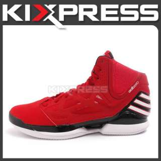 Adidas Adizero Rose 2.5 [G49932] Derrick Rose Red/White Black