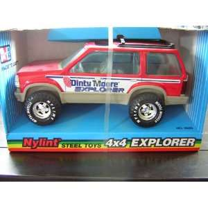 Nylint Steel Toys 4x4 Explorer Truck Dinty Moore Toys & Games