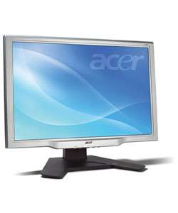 Acer 24 inch Widescreen Flat Panel LCD Monitor (Refurbished