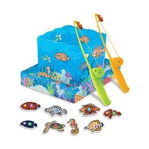Magnetic Fishing Game Toys & Games