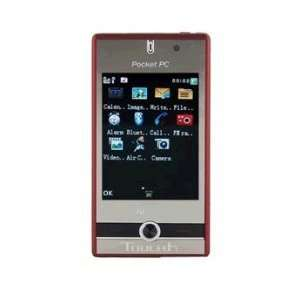 A613 Quad band FM Touch Screen Dual Sim Standby Cell Phone
