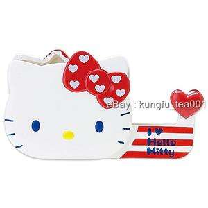Sanrio Hello Kitty Die Cut Tape Dispenser Cutter JAPAN