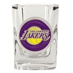 Los Angeles Lakers Shot Glass 2 Oz