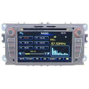 Mondeo Car GPS Navigation Radio TV Bluetooth USB  IPOD DVD Player