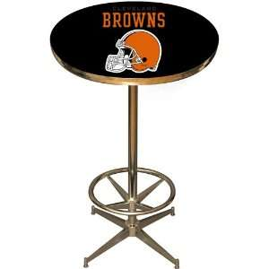 Cleveland Browns Imperial NFL Pub Table