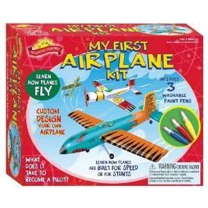 Scientific Explorers My First Airplane Science Kit Toys & Games