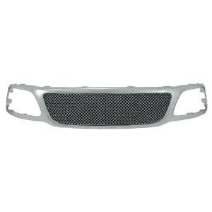 Replacement Packaged Grille with Chrome Stainless Steel 3.5 mm Wire