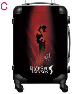 MICHAEL JACKSON official goods MJ carry case / suit case