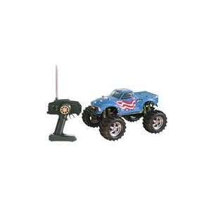 Bigfoot Nitro Rc Monster Truck (Cool Video) Toys & Games