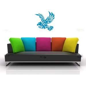 Tribal Bird Vinyl Wall Decal Sticker Graphic