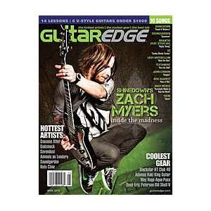 Guitar Edge Magazine Back Issue   May 2010 Musical Instruments