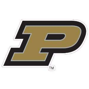 Purdue Boilermakers Team Auto Window Decal (12 x 10  inch