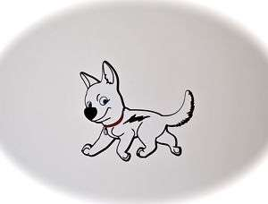 Bolt Disney Super Dog Wall decal vinyl NWT Must See
