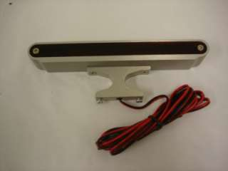 Street Rod Billet Aluminum LED Third 3rd Brake Light