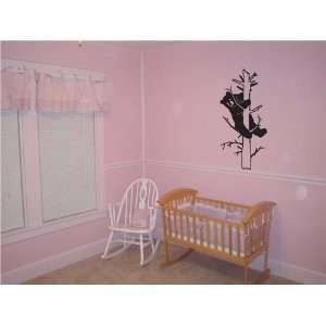 BEAR Wall MURAL Vinyl Decal Sticker KIDS ROOM 007