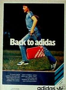 1977 Adidas Mens Tennis, Running Shoes, Bags Fashion AD