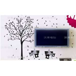 Reusable/removable Decoration Wall Sticker Decal   Couple