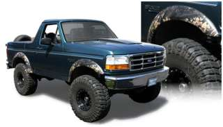 Extend A Fender Flares Ford Bronco 1992 1996 090689104212