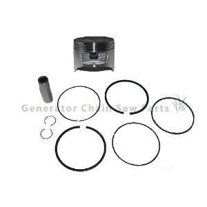 Pump Air Compressor Engine Motor Piston Kit Rings Gx390 Gx 390 Parts