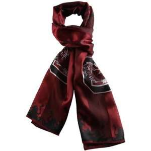 South Carolina Gamecocks Ladies Garnet Fight Song Satin