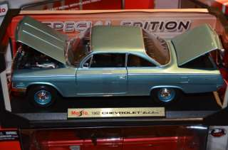 1962 CHEVROLET Belair 118 Maisto Special Edition Chevy Bel Air
