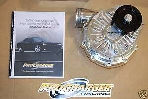 300 Charger 5.7 6.1 ProCharger Dodge HEMI Supercharger
