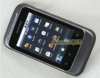 Hot GSM Fation Unlocked deal Sim WIFI Android 2.2 AT&T cute gift smart