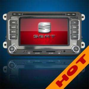 "6.5"" Digital Screen Car DVD GPS Seat Altea Freetrack"