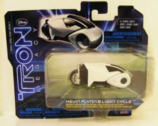 TRON FLYNNS LIGHT CYCLE Legacy FIGURE diecast disney