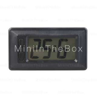 US$ 4.92   Big Screen Digital LCD Desk Table Clock Car Decoration