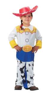 Child Cowgirl Jessie Costume   Deluxe character costume from the