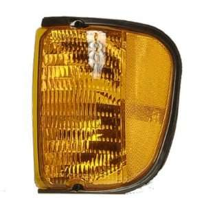 2004 07 FORD ECONOLINE PARK/SIDE MARKER LIGHT, ALL AMBER