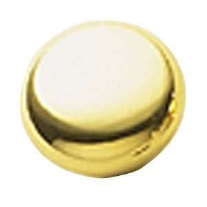 Belwith Keeler Period Brass Collection 1/2 Cabinet Knob Polished