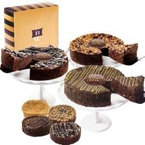 Bake Me A WishTM Happy Birthday Gourmet Cake Variety Pack Mothers