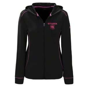South Carolina Gamecocks Womens Black/Pink Essence Under