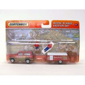 Matchbox Hitch n Haul Vacation Day  Toys & Games
