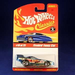 (BLUE) 2004 Hot Wheels Classics 164 Scale SERIES 1 Die Cast Vehicle