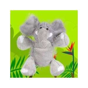 Ganz   WebKinz   Elephant   A Virtual Pet Plush. Toys & Games