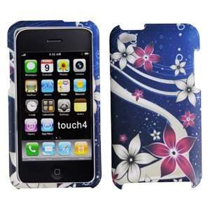 com Brown Red Galaxy Daisy Flower Design Rubberized Snap on Hard Skin