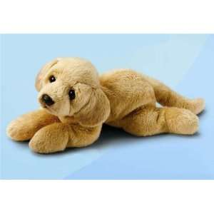 Golden Retriever Dog 7.5 Long Classics Beanie Plush Toys & Games