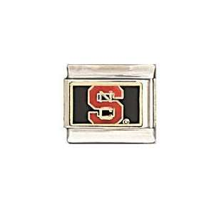 North Carolina State Wolfpack Charm NCAA College Athletics Fan