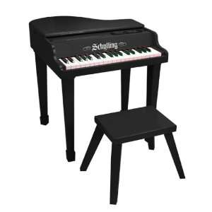 Electric Baby Grand Piano  Toys & Games