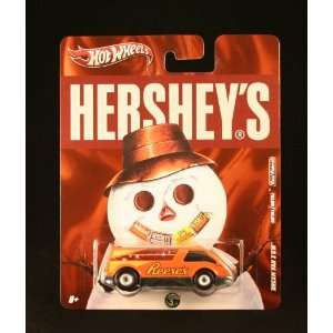 DREAM VAN XGW * REESES * Hersheys Hot Wheels 2011 Nostalgia Series 1