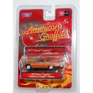 American Graffiti 1977 Chevy Caprice Car Toys & Games